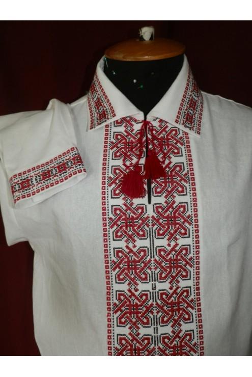 Чоловіча національна сорочка 045 фото
