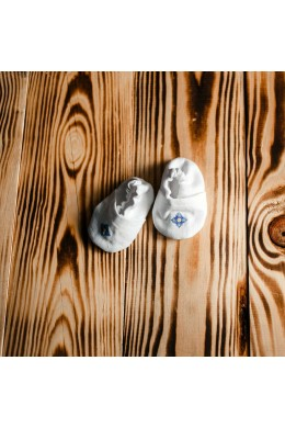 Чопики для хрещення хлопчика ХК 09 фото
