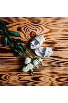 Хрестильні пінетки ХП 04 фото