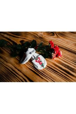 Чепики для крещения вышитые ХП 07 фото