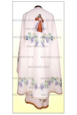 Церковний одяг Ф22 молочний фото