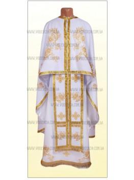 Вишитий одяг для священнослужителів Ф30
