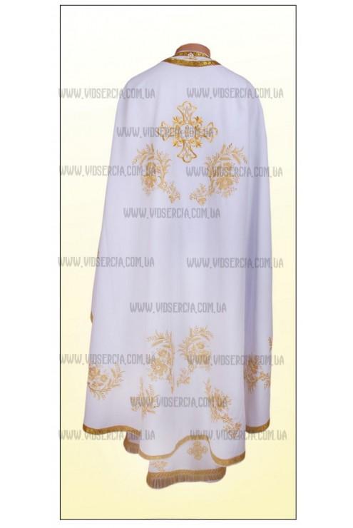 Вишитий одяг для священнослужителів Ф30 фото