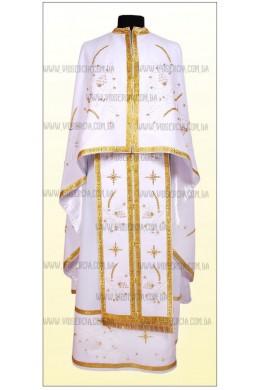 Одяг для священників вишитий Ф31 фото