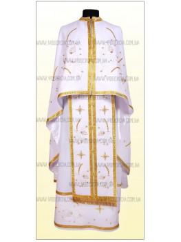 Одяг для священників вишитий Ф31