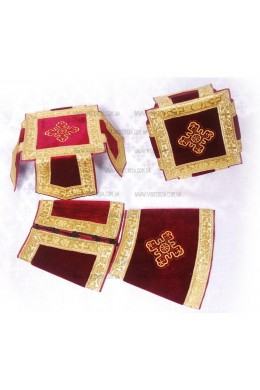 Вишиті шати для священників Ф35