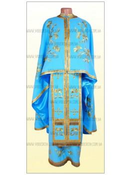 Одяг вишитий церковний Ф40