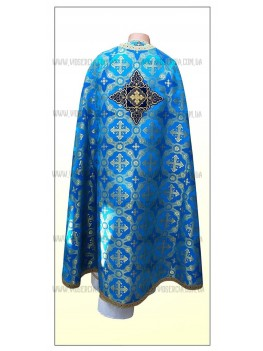 Вбрання для священнослужителів Ф59 синє