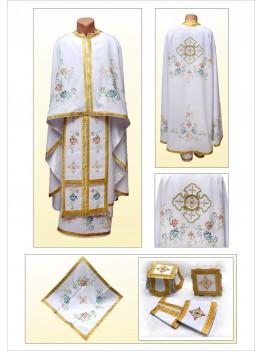 Вишитий одяг для священників Ф66
