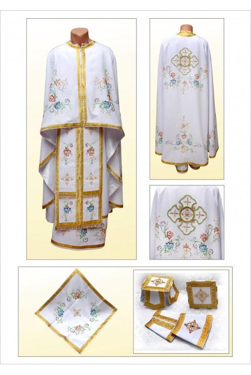 Вишитий одяг для священників Ф66 фото