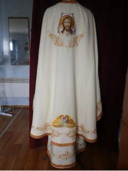 Шати для священників вишиті Ф91