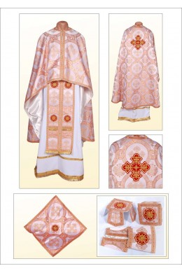 Одеяние церковное Ф97 фото