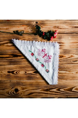 Полотенце крестильное ХП 03 фото