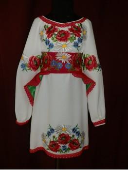 Вишите плаття дитяче 2382