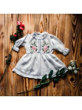 Крестильное платье ХП 01