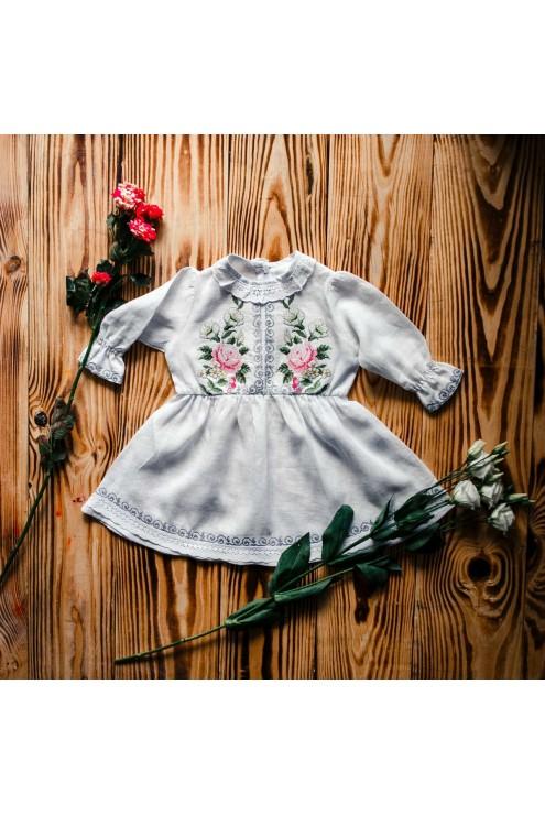 Хрестильне плаття ХП 01 фото