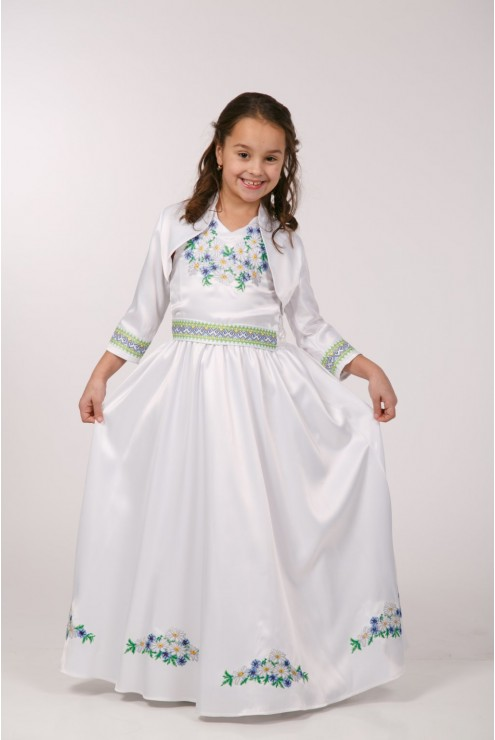 Плаття для першого причастя ПА 01 – купити в Києві dcbf3ae70b56f