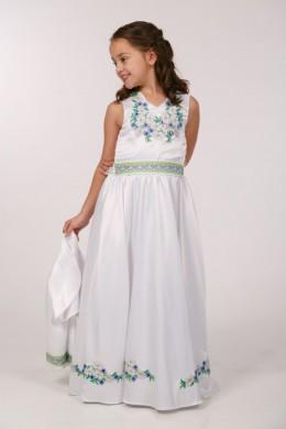 Плаття для першого причастя ПА 01 фото