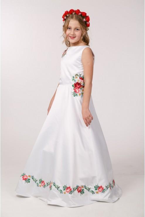 Сукня для першого причастя ПА 02 – купити в Києві db7a07c6c659e