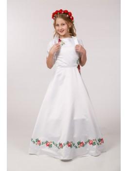 Сукня для першого причастя ПА 02