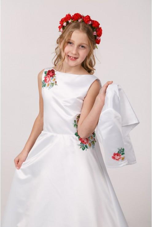 Сукня для першого причастя ПА 02 фото