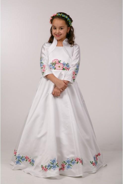 Сукня до першого причастя ПА 03 (1) фото