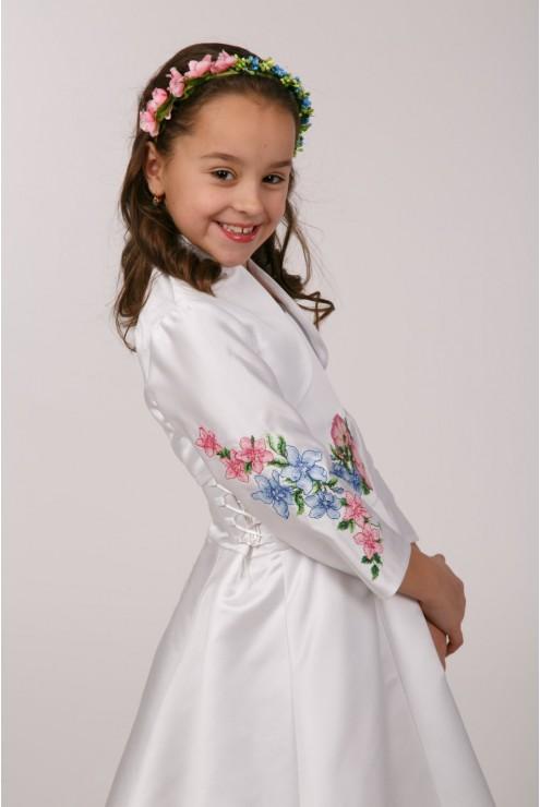 Сукня до першого причастя ПА 03 (1) – купити в Києві b1df6f37a24a1