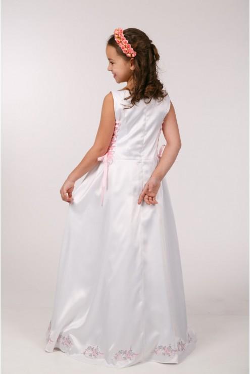 Сукня для 1 причастя ПА 07Р фото