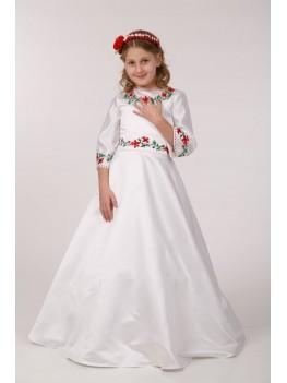 Сукня для 1-о причастя ПА 13