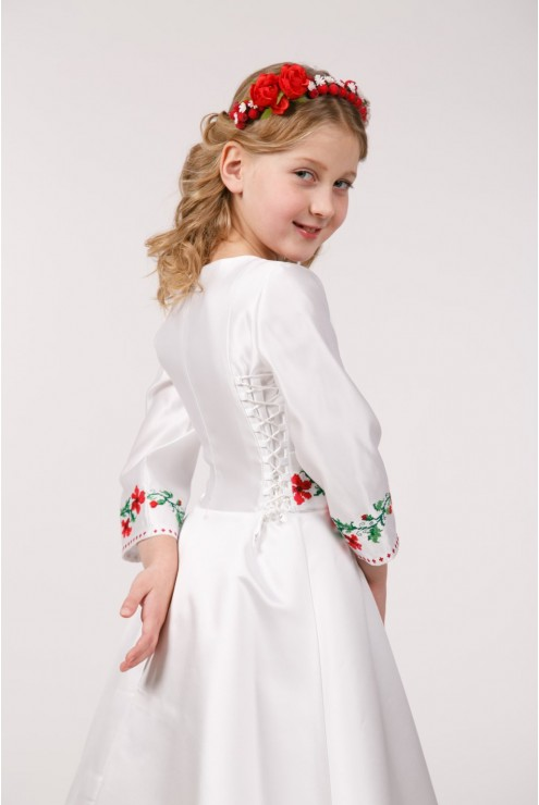 Сукня для 1-о причастя ПА 13 фото