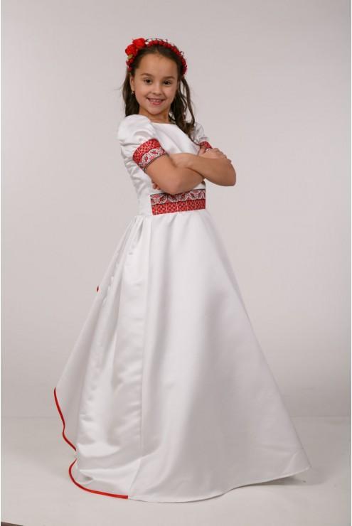 Плаття для причастя ПА 16 фото