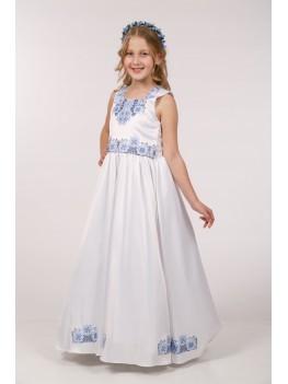 Вишите плаття до першого причастя ПА 22(1)