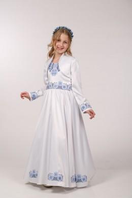 Нарядное платье для 1 причастия ПА 22(1) фото
