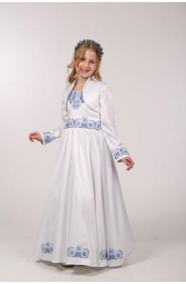 Нарядное платье для 1 причастия ПА 22(1)
