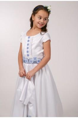 Вишита сукня до першого причастя ПА 22(2)