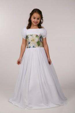 Платье под вышивку бисером или нитками ПБШ34 фото