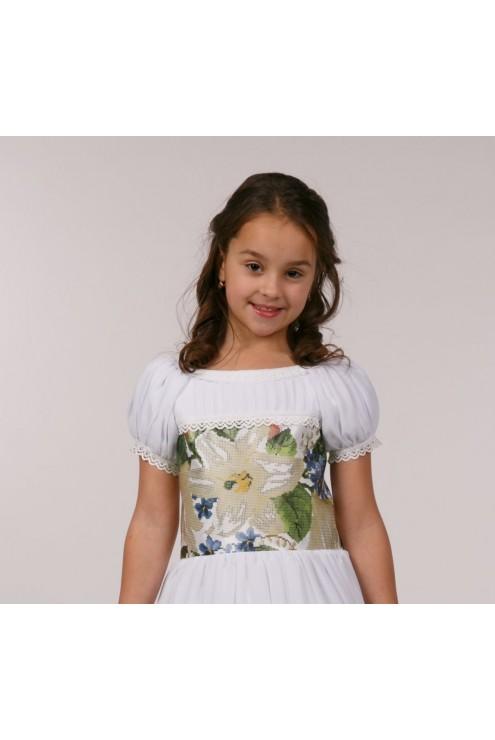 Плаття під вишивку бісером чи нитками ПБШ34 фото