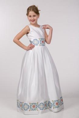Платье заготовка под вышивку бисером ПБ38 фото