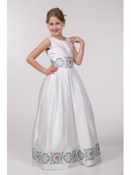 Платье заготовка под вышивку бисером ПБ38