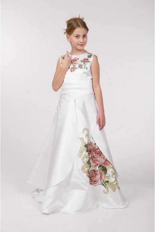 Заготовка плаття для вишивки бісером ПБ43 – купити в Києві 69d41b6c421ff
