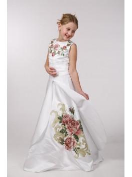Заготовка платья для вышивки бисером ПБ43
