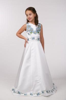 Платье для вышивки бисером ПБ45 фото