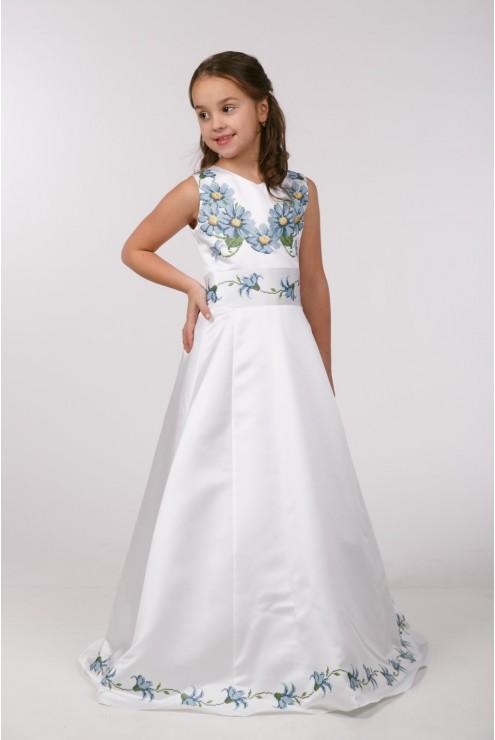 Плаття для вишивки бісером ПБ45 – купити в Києві 4f2943aa053b0