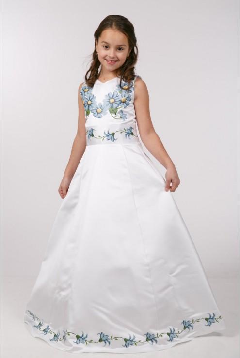 Плаття для вишивки бісером ПБ45 фото