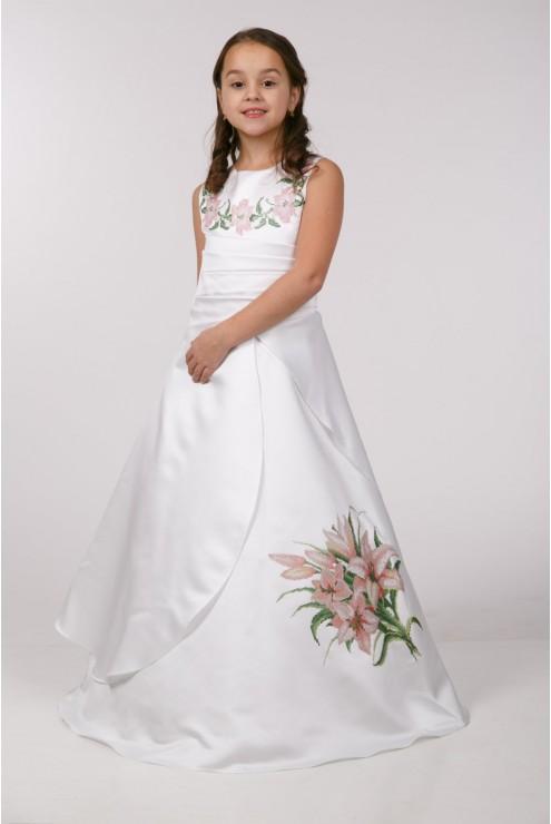 Плаття під вишивку бісером ПБ46 – купити в Києві 9c999035b8ce2