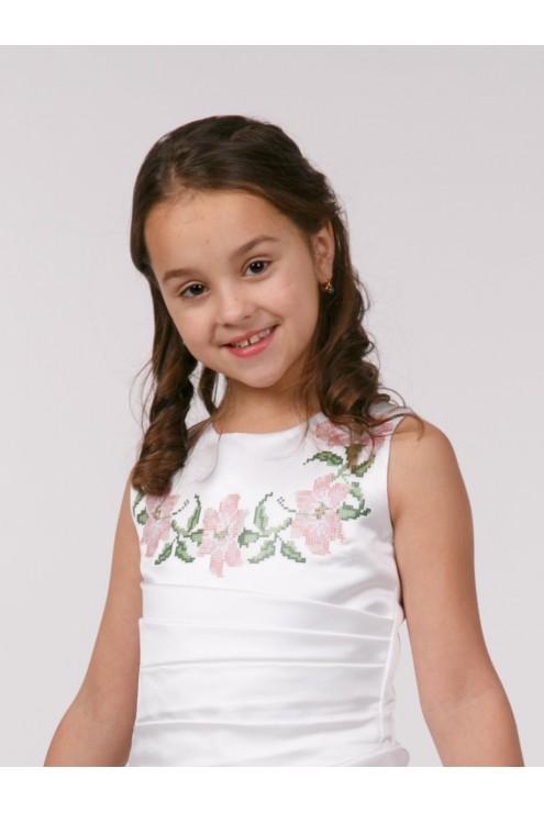 Плаття під вишивку бісером ПБ46 фото