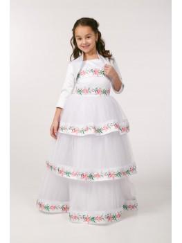 Плаття вишите під замовлення ПА04