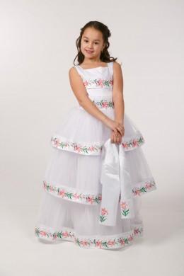Плаття вишите під замовлення ПА04 фото