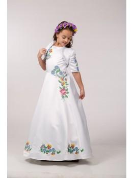 Вишите плаття під замовлення ПА06