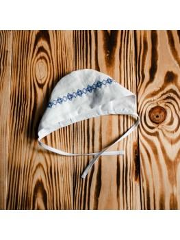 Шапочка для хрещення ХК 09